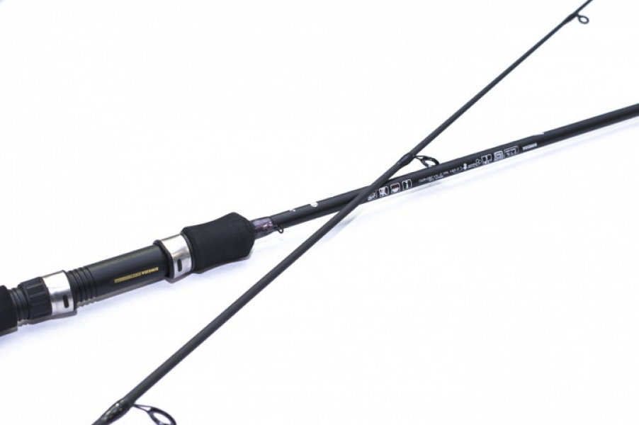 Спиннинг Siweida BlackCat Carbonb 2,40m 5-20g