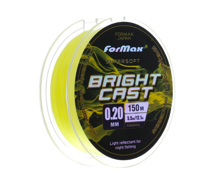 Леска ForMax Bright Cast 150 м