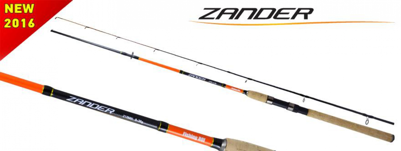 Спиннинг Fishing ROI Zander 8-38g 2.70m