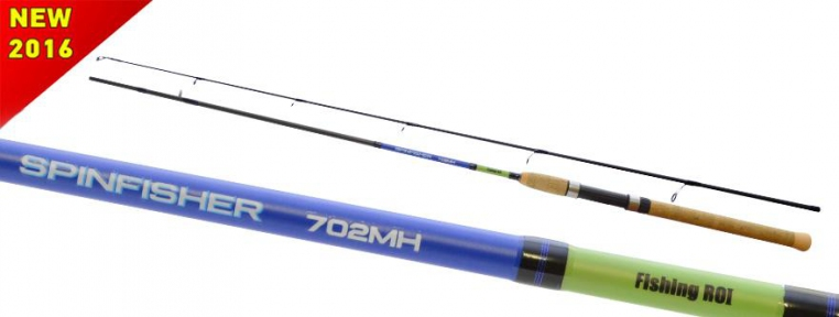 Спиннинг Fishing ROI Spinfisher 5-20g 2.10m